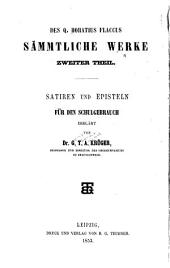 Sämmtliche Werke ... für den Schulgebrauch: Volume 2
