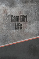 CAM Girl Life  Personalized Isometric Dot Notebook 120 Pages 6x9 PDF