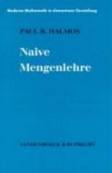 Naive Mengenlehre PDF