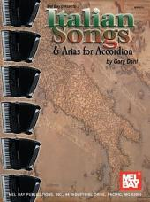 Italian Songs and Arias for Accordion