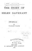 The Story of Helen Davenant PDF