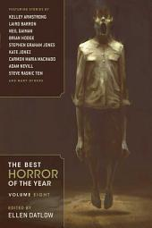 Best Horror of the Year: Volume 8