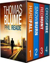 The Thomas Blume Series -: Books 1-4