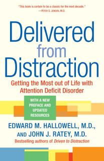 Delivered from Distraction Book