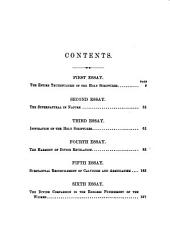 Irenics: A Series of Essays Showing the Virtual Agreement Between: I. Science and the Bible. II. Nature and the Supernatural. III. The Divine and the Human in Scripture. IV. The Old and the New Testaments. V. Calvinism and Arminianism. VI. Divine Benevolence and Endless Punishment, Volume 6