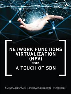 Network Functions Virtualization  NFV  with a Touch of SDN