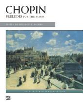 Preludes: For Intermediate to Early Advanced Piano