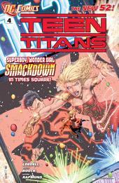Teen Titans (2011-) #4