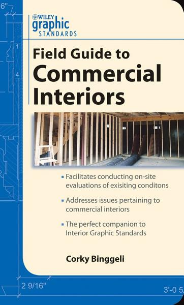 Graphic Standards Field Guide to Commercial Interiors PDF