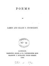 Poems by J. and E.C. Nicholson