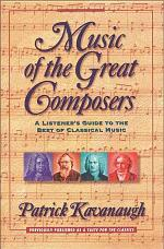 Music of the Great Composers