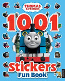 Thomas and Friends 1001 Stickers Fun Book PDF