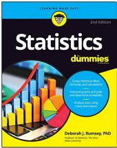 Statistics For Dummies: Edition 2