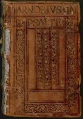 Commentarii in omnes psalmos per Erasm. Rot