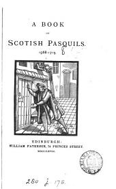 A book (A second, A third book) of Scotish pasquils &c