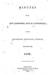 Minutes, 1839-41, 1843-44