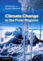 Climate Change in the Polar Regions PDF