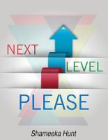 Next Level Please PDF