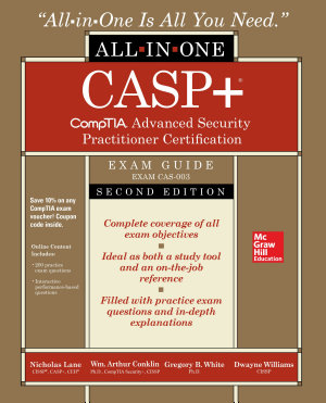 CASP  CompTIA Advanced Security Practitioner Certification All in One Exam Guide  Second Edition  Exam CAS 003  PDF