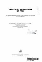 Practical Management of Pain PDF