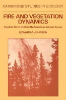 Fire and Vegetation Dynamics PDF