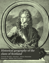 Historical Geography of the Clans of Scotland