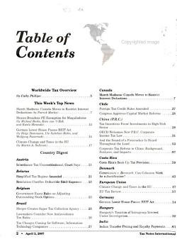 Tax Notes International PDF