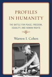 Profiles In Humanity Book PDF