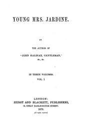Young Mrs. Jardine: Volume 1