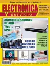 Electrónica y servicio: Acondicionadores de aire tipo Split