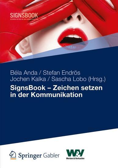 SignsBook   Zeichen setzen in der Kommunikation PDF