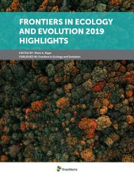 Frontiers in Ecology and Evolution 2019 Highlights PDF