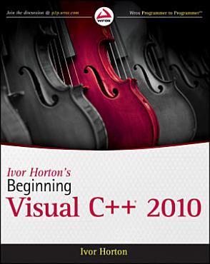 Ivor Horton s Beginning Visual C   2010 PDF