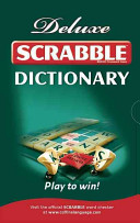 Deluxe Scrabble Dictionary