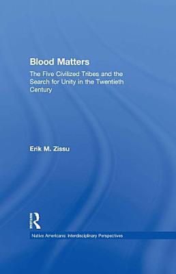 Blood Matters