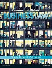 Keenan and Riches' Business Law 11th edn: Edition 11