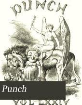 Punch: Volume 74