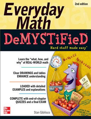 Everyday Math Demystified  2nd Edition PDF