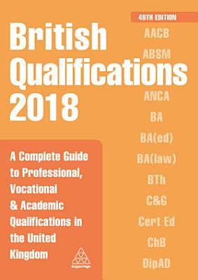 British Qualifications 2018 PDF