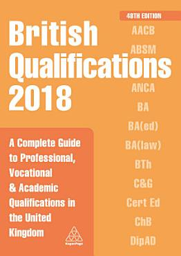 British Qualifications 2018 PDF