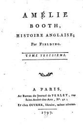 Amélie Booth: Histoire Anglaise. 3