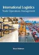 International Logistics  Trade Operations Management PDF