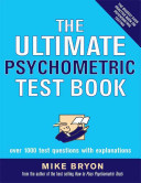 The Ultimate Psychometric Test Book PDF