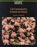 Cell Communication in Health and Disease PDF