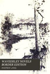 WAVEERLEY NOVELS BORDER EDITION