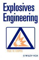 Explosives Engineering PDF