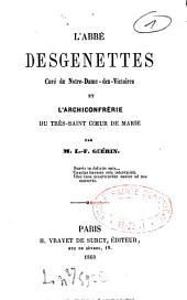 L'Abbé Desgenettes