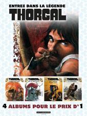 Thorgal - Intégrale - T1 à 4