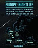 Europe: Nightlife