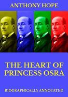 The Heart of Princess Osra PDF